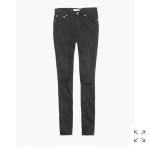 """Madewell  9"""" high rise size 28"""